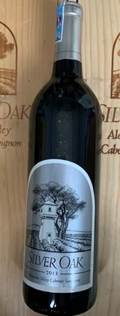 Silver Oak Alexander Valley 2013