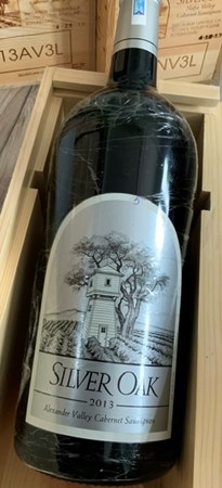 Silver Oak Alexander Valley 2013 3L