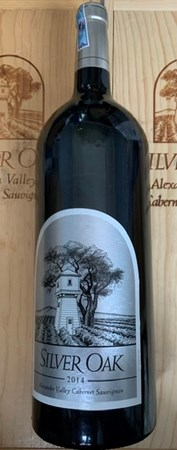 Silver Oak Alexander Valley 2014 Magnum